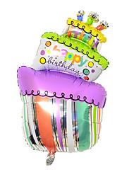 Пластик Свадебные украшения-1шт / комплект День рождения Деревенская тема Весна