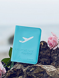 Pvc Travel Passport Holder Pvc Boarding Pass Passport Holder