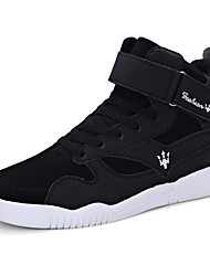 Men's Fashion Sneakers Casual/Travel/Outdoor Microfiber Sport Walking Medium cut Shoes