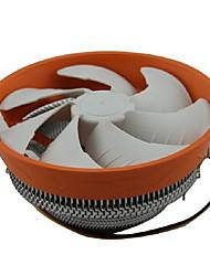 New Product's Cold Vortex Version of Intel CPU Radiator Mute Fan AMD Multi-platform Radiator AMD 1155