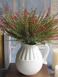 Hi-Q 1Pc Decorative Flower Water of Grass Wedding Home Table Decoration Artificial Flowers