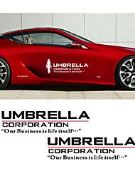 Universel Autocollant pour auto