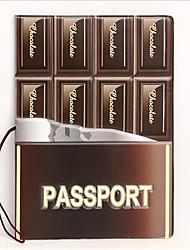 Passport Pvc Passport Sets Of Three-Dimensional Documents Necessary To Travel Abroad