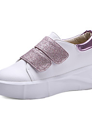 Women's Shoes Glitter / Customized Materials Spring / Summer / Fall / Winter Platform / Creepers / Comfort Sneakers