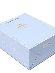 Blue Color, Other Material Packaging & Shipping The Prince Large 29*12*38cm Gift Bags A Pack of Three