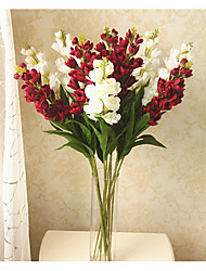 Hi-Q 1Pc Decorative Flowers Convallaria Majalis Wedding  Home Table Decoration Artificial Flowers