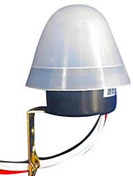 1 luz de rua levou interruptor operado por luz ao ar livre impermeável dispositivo óptico