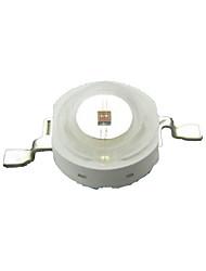 offre spéciale 1 w haute puissance conduit cordon de lumière rouge (un paquet de 20)