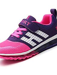 Fille-Décontracté-Jaune Vert Rouge-Talon Plat-Light Up Chaussures-Chaussures d'Athlétisme-Tulle