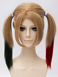 The little ugly modelling gradient COSPLAY wig Halloween Wig