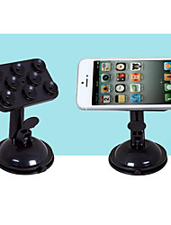 8 Point Suction Cup Type Vehicle Mounted Mobile Phone Carrier Silica Vehicle Suction Cup Navigation Support