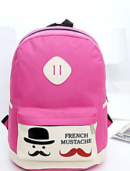 Kids Canvas Sports / Casual / Outdoor Backpack