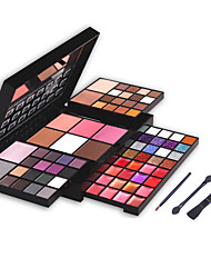 74 Color Eyeshadow Palette Set 36 Eyeshadow + 28 Lip Gloss +6 Blush +4 Concealer Makeup Kit Cosmetics