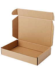 Packaging & Shipping Brown Hard Packing Box A Pack of Eighteen