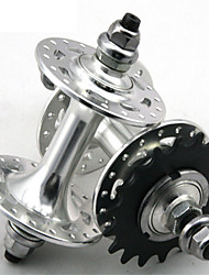 Bicycle Accessory Golden Alloy 36 Holes Hubs With Quick Releasy And Bearing Suit For Disc Braker