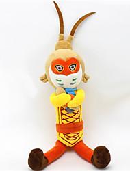 Plüschspielzeugpuppechi Affe Puppe Affe wukong