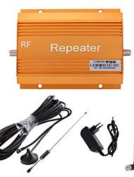 cellule 900MHz gsm980 téléphone mobile booster amplificateur de signal répéteur + or d'antenne