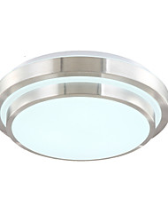 15 Flush Mount ,  Modern/Contemporary Electroplated Feature for LED Acrylic Living Room Bedroom Dining Room