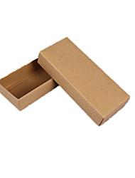 cor marrom outro material de embalagem&transporte grandes meias de caixa de embalagem de um pacote de quatro