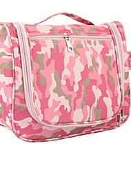 Waterproof Camouflage Wash Bag Cosmetic Bag Portable Bath Package Travel Travel Essential Outdoor Travel Bag