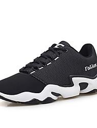 Men's Sneakers Spring / Summer / Fall / Winter Comfort Denim / Athletic / Casual Flat Heel Blue / Gray Sneaker