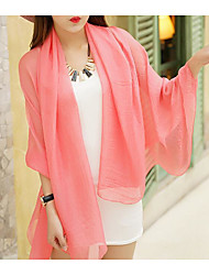 Women Chiffon Scarf,Fashionable Jewelry