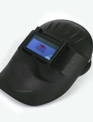 Auto Darkening Small Semi-Wraparound Mask Auto Darkening Welding Cap Cmall (Solar, Lithium Battery-Powered)