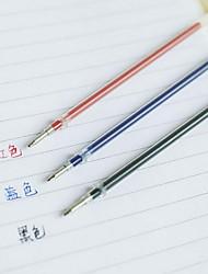 Коррекция Поставки Гелевые ручки,Пластик Красный / Черный / Синий