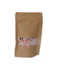 cor marrom, outro material de embalagem&enviando 25 * 33 + 5,5 sacos de papel kraft um maço de oito