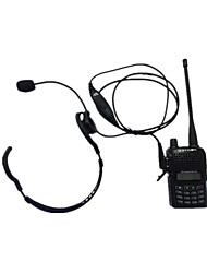 headsets eenzijdige headset walkie-talkie headset walkie-talkie headset met microfoon motorola stok