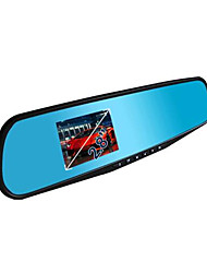 2,6-Zoll-Rückspiegel Auto-Recorder 1080p hd Automobilzuliefer-