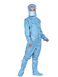 pó anti-estático vestuário de protecção tamanho xl