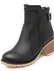 Women's Heels Spring / Fall / WinterHeels / Cowboy / Western Boots / Riding Boots Motorcycle Boots / Bootie / Combat