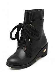 Women's Heels Spring / Fall / WinterHeels / Cowboy / Western Boots / Fashion Boots / Motorcycle Boots / Bootie / Combat