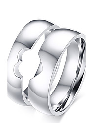 2016 Fashioin Love Spell Stainless Steel Wedding Special Couples  Ring  For Women&Man