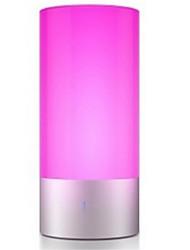 audio lumière d'ameublement coloré atmosphère nightlight haut-parleur, lampe LED voiture stéréo bluetooth haut-parleur émotion