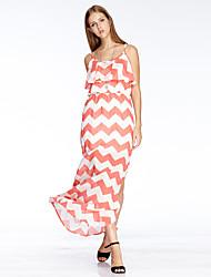 Coeur Soul® Femme A Bretelles Sans Manches Maxi Robes-11AA15774C