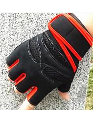 расширенные запястья упражнения половина перчатки для верховой езды на открытом воздухе тактические мотоцикл перчатки