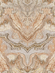 JAMMORY Wallpaper For Home Wall Covering Canvas Adhesive required Mural Light-colored Rock Landscape3XL(14'7''*9'2'')
