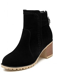 Women's Heels Spring / Fall / WinterHeels Riding Boots / Fashion Boots / Motorcycle Boots / Bootie / Combat