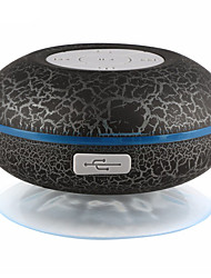 Speaker-Features IPX6 Mini Ultra Portable Waterproof Stereo Wireless Bluetooth Speaker