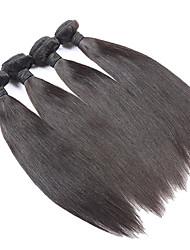 Brazilian Virgin Hair Straight 4pcs/lot 6A Virgin Brazilian Hair Weave Bundles Human Hair Brazilian Straight Hair