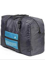 bolsa de viagem portátil impermeável dobrável saco de viagem curta distância saco um ombro