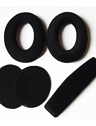 Ear Pads Velour Cushion Headband For HD515 HD555 HD595 HD518 HD558 Headphones