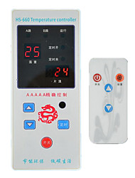 control de temperatura del instrumento (plug in ac-220v; intervalo de temperaturas: 1-100 ℃; 2 de la venta)
