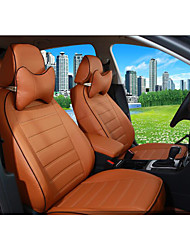 Nissan Regal Lacrosse Sun Sylphy Forest People Real Leather Car Seat Cover Package Special Seat
