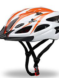 Helm(Weiß / Rot / Blau,PC / EPS) -Sport- für Unisex 18 Öffnungen Radsport / Skating