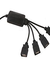 One In Four USB 2.0 4 Port Hub