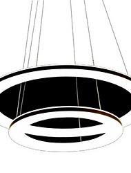 15w Zeitgenössisch LED Metall Pendelleuchten