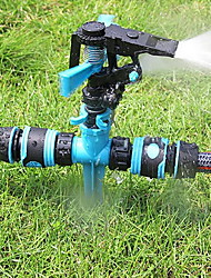 Double Water Buried Automatic Swing Garden Sprinkler Head